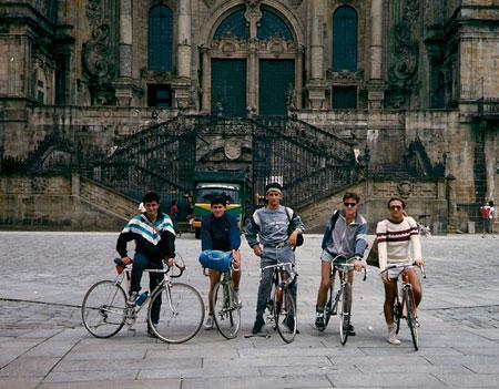 peregrinación-santiago-bici