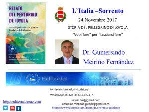 taller en sorrento Dr. Meiriño